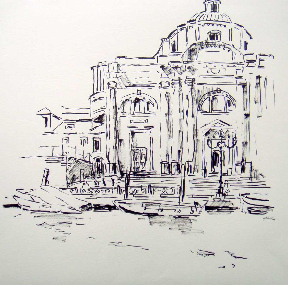 Venedig Kirche