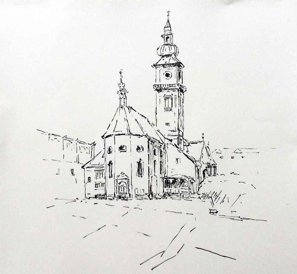 Stadtpfarrkirche Linz
