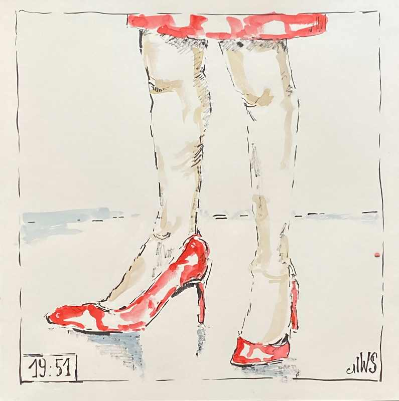 christa kummer high heels wetterprognose